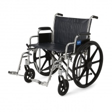 Extra-Wide Wheelchairs 22""